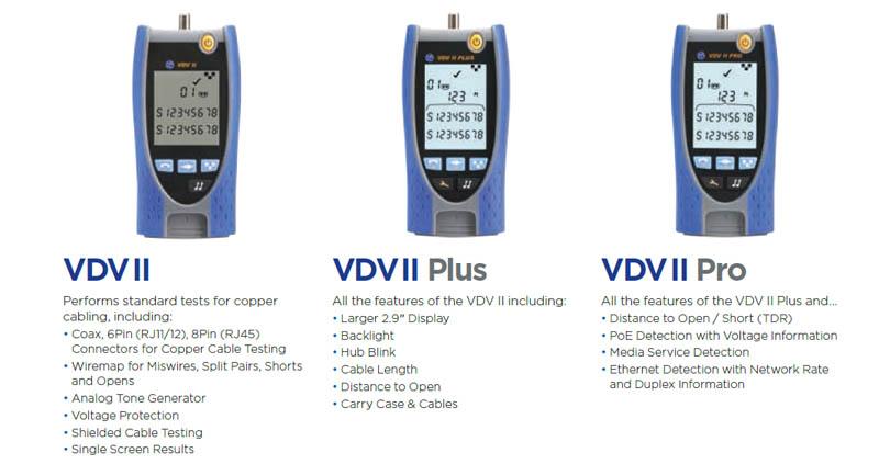 VDV II Model Comparison