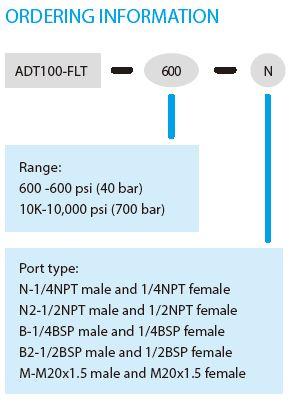 ADT100-FLT-order