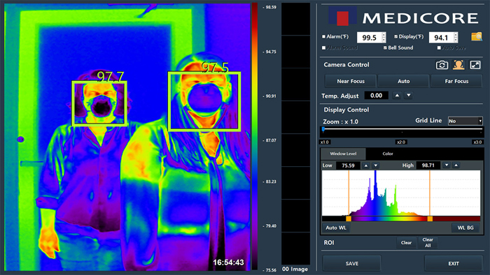 Thermal Camera View Small