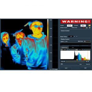IRIS-Q Infrared Fever Screening System