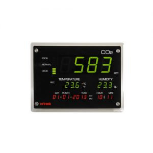 Rotronic CO2 Display