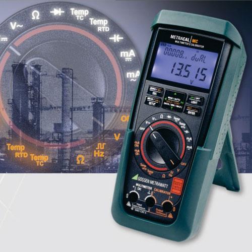 Multimeter Calibrator